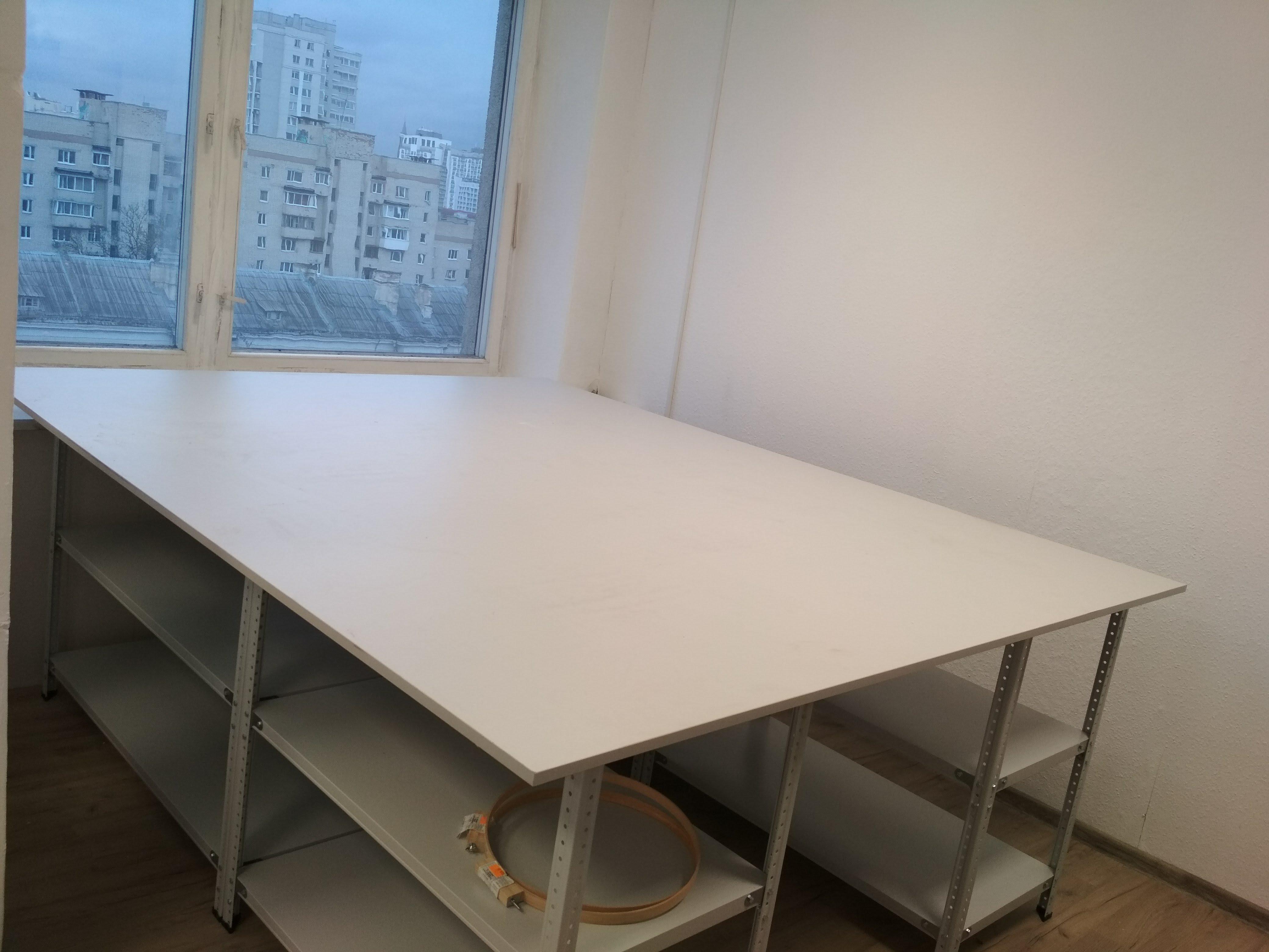 стол для раскроя тканей